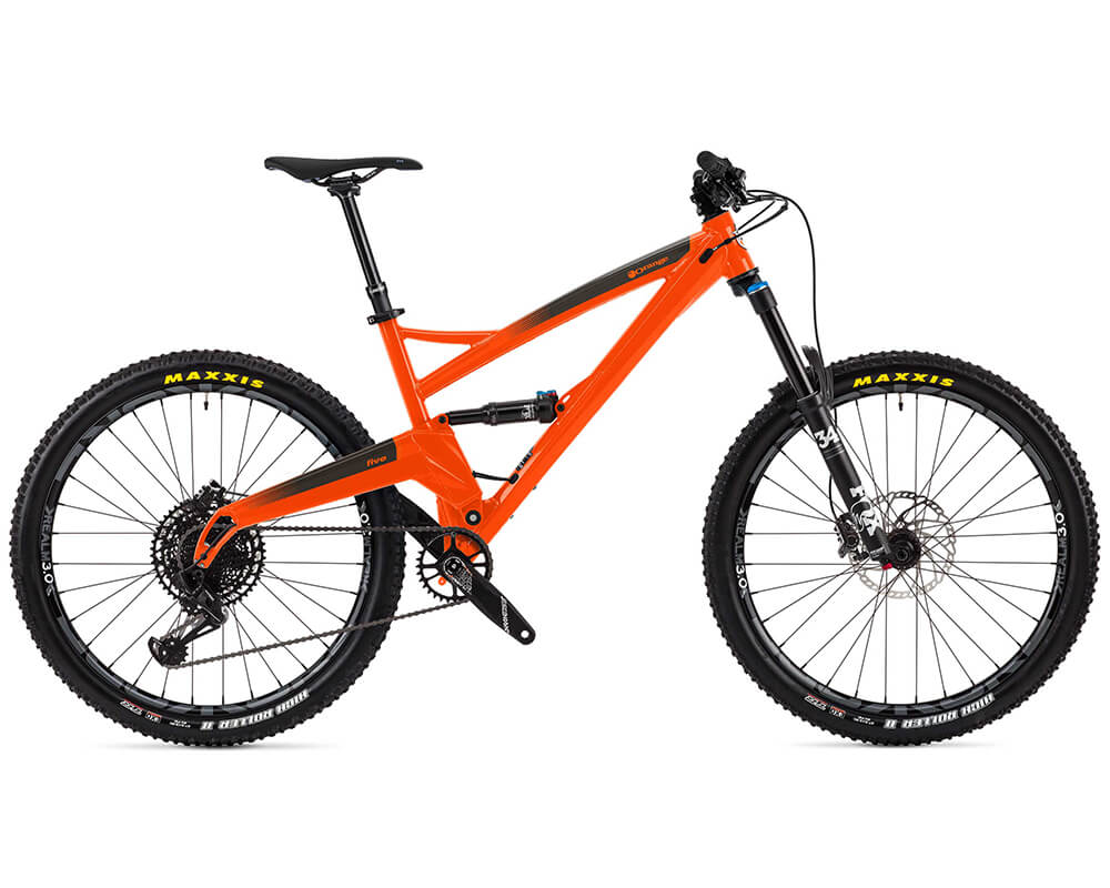 Orange Five Pro Available to order