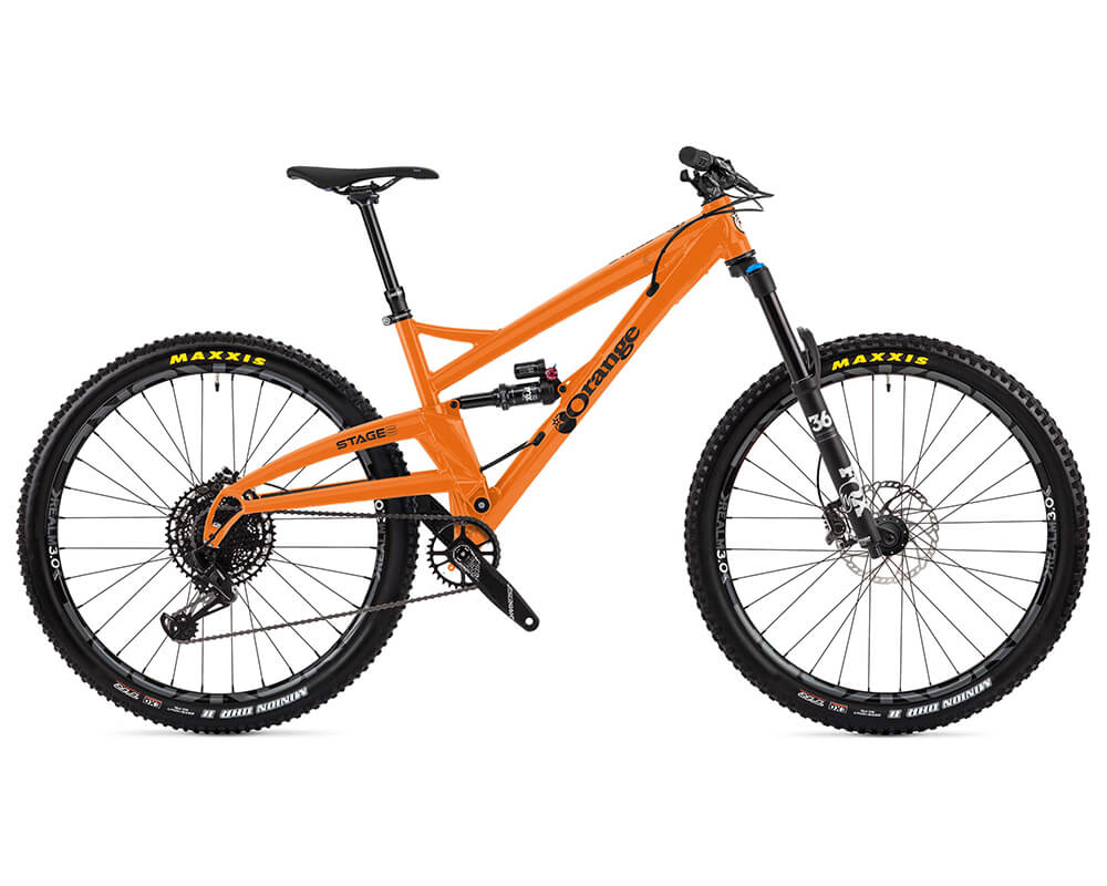Orange Stage 6 Pro Available to order