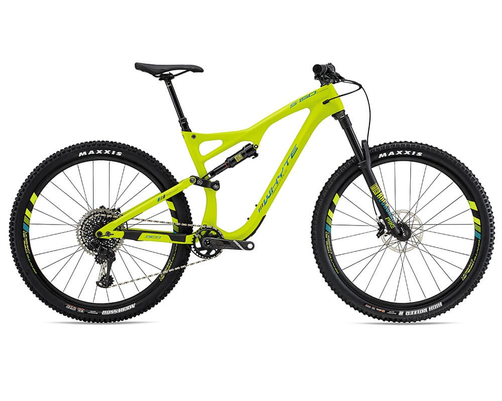 Whyte S-150C Works